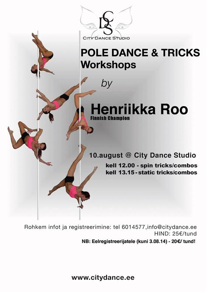 Henriikka Roo workshop