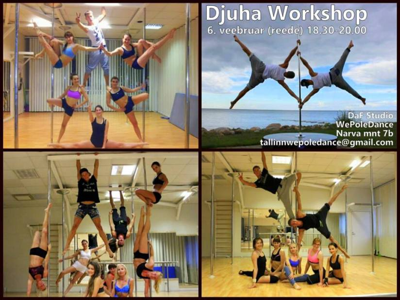 Djuha workshop