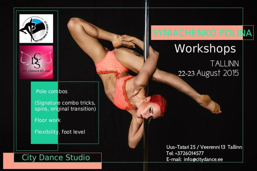 workshop City Dance Studios