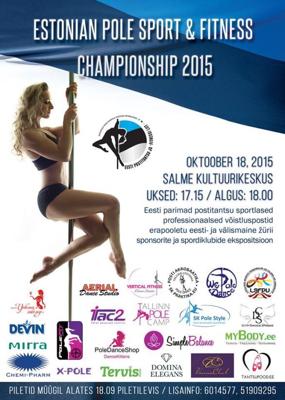 Estonian Pole Sport&Fitness Championship