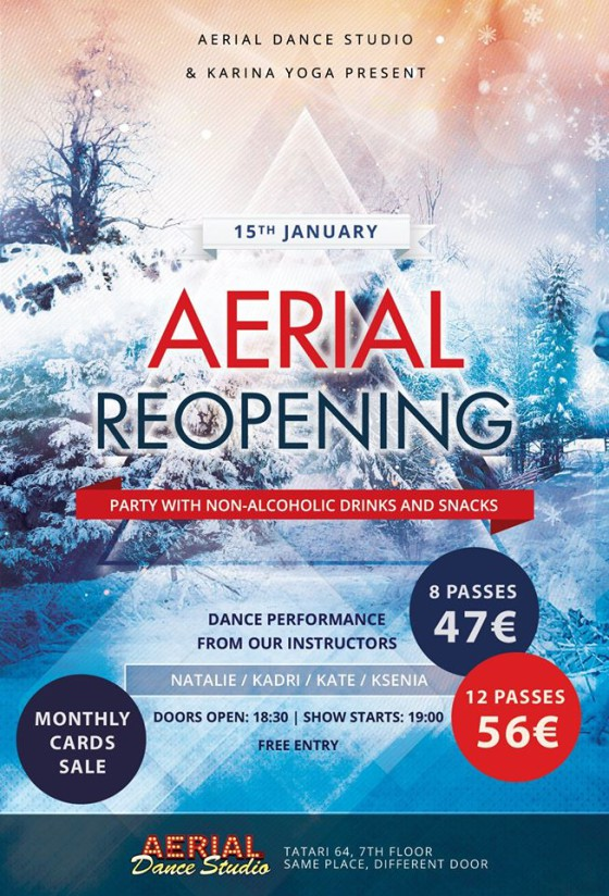 Aerial Opening